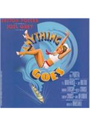 Anything Goes (Music CD)