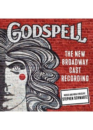 Soundtrack - Godspell [New Broadway Cast] (Music CD)