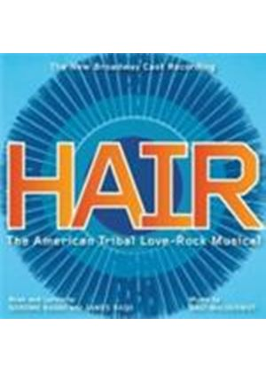 New Broadway Cast - Hair (Music CD)