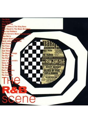 Various Artists - R&B Scene, The (Music CD)