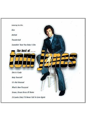 Tom Jones - Best Of (Music CD)