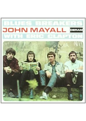 John Mayall With Eric Clapton - Blues Breakers (Music CD)
