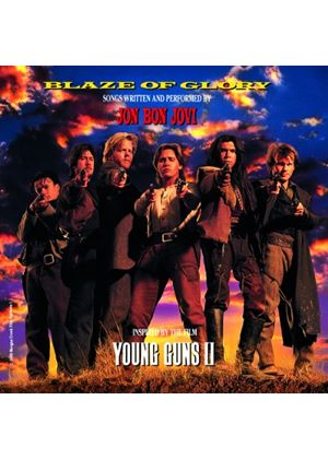 Bon Jovi - Blaze Of Glory - Young Guns II [Soundtrack] (Music CD)