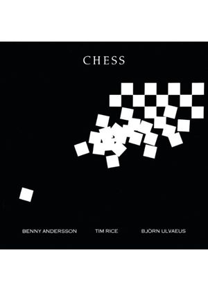 Original Cast Recording - Chess OCR (Music CD)