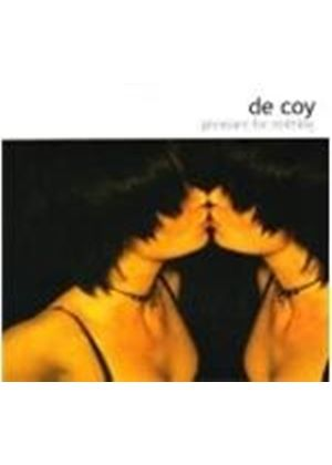 De Coy - Pleasure For Nothing (Music CD)
