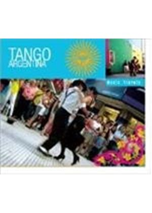 Various Artists - Music Travels - Tango Argentina (Music CD)