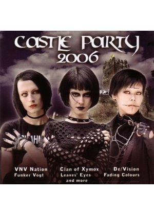 Various Artists - Castle Party 2006 (Music CD)
