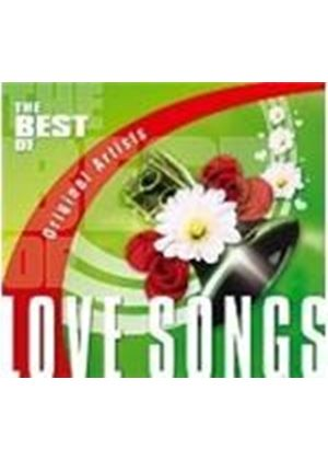 Various Artists - Best Of Love Songs (Music CD)