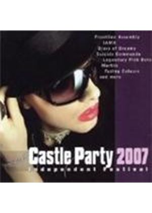 Various Artists - Castle Party 2007 (Music CD)