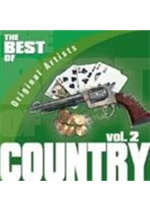 Various Artists - Best Of Country Vol.2 (Music CD)