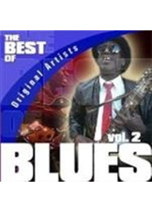 Various Artists - Best Of Blues Vol.2 (Music CD)