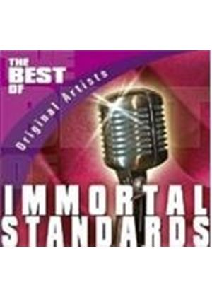 Various Artists - Best Of Immortal Standards (Music CD)