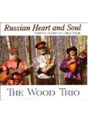 Wood Trio - Russian Heart And Soul (Music CD)