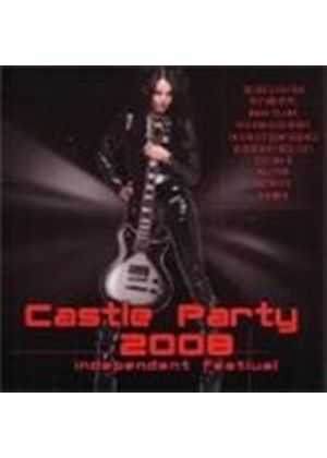 Various Artists - Castle Party 2008 (Music CD)