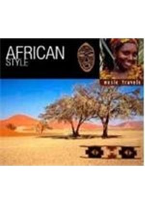 Various Artists - Music Travels - African Rhythms (Music CD)