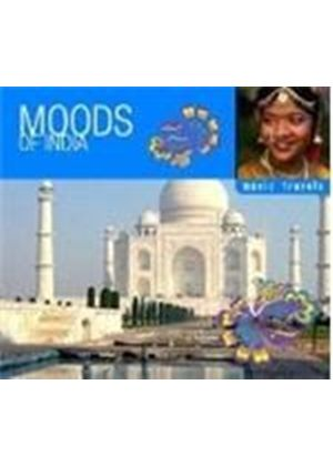Various Artists - Music Travels - Moods Of India (Music CD)