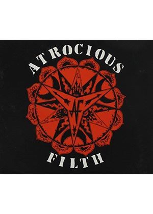 Atrocious Filth - 100% Jesus (Music CD)
