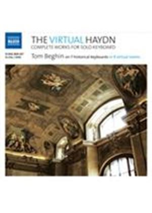 Virtual Hadyn: Complete Works for Solo Keyboard (Music CD)