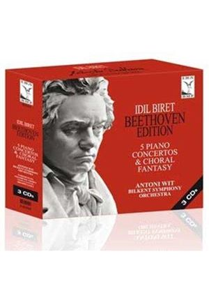 Beethoven: Complete Piano Concertos (Music CD)