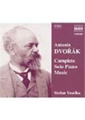 Dvorák: Complete Solo Piano Works