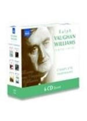 Vaughan Williams: (The) Complete Symphonies, Nos 1-9