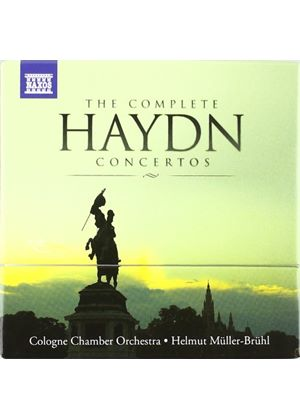 Haydn: (The) Complete Concertos (Music CD)
