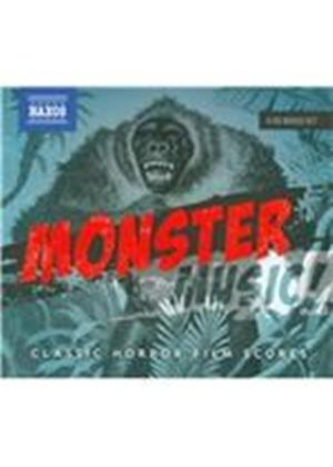 Various Artists - Monster Music! (Film Score) (Music CD)