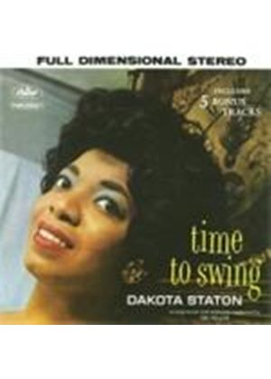 Dakota Staton - Time To Swing (Music CD)