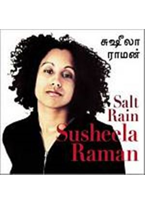 Susheela Raman - Salt Rain (Music CD)