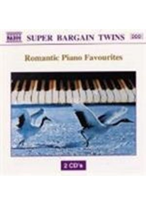 VARIOUS COMPOSERS - Romantic Piano Favourites (Nagy)