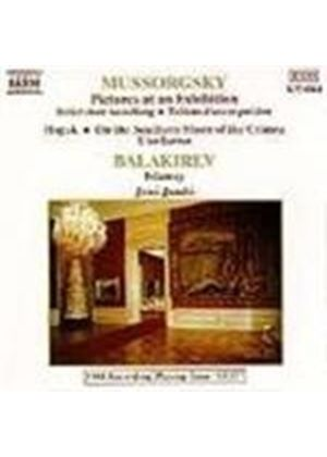 Balakirev and Mussorgsky: Piano Works