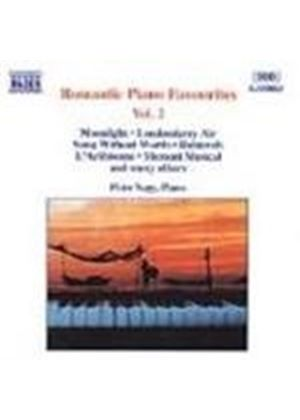 Romantic Piano Favourites, Vol 2