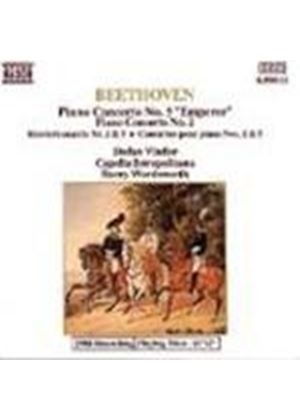Beethoven: Piano Concertos 2 and 5