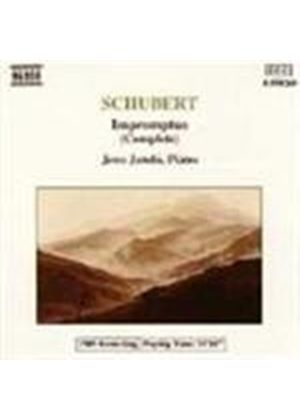 Schubert: Piano Works, Vol. 2