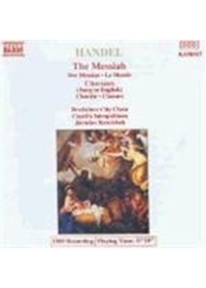 George Frideric Handel - Messiah Choruses In English (Krecek, Capella Istropolitana)