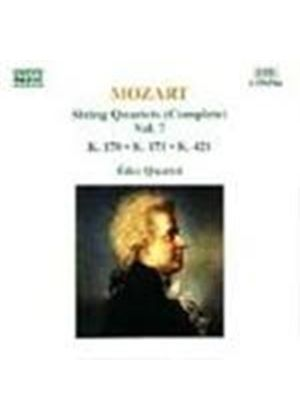 Mozart: String Quartets, Vol. 7
