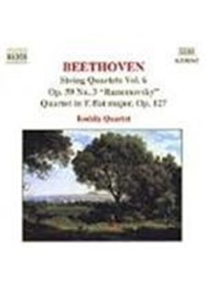 Beethoven: String Quartets 9 & 12