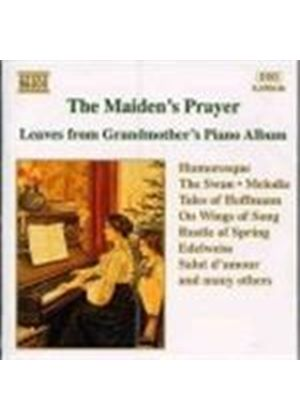 The Maiden's Prayer - Leaves from Grandmother's Piano Album