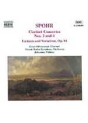 Spohr: Clarinet Works