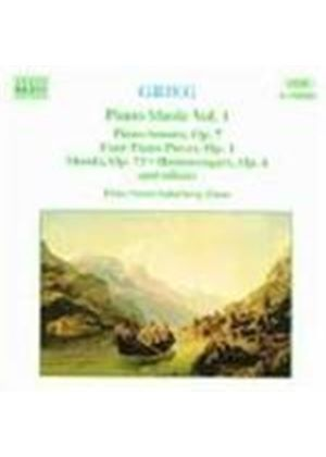 Grieg: Piano Works, Vol. 1