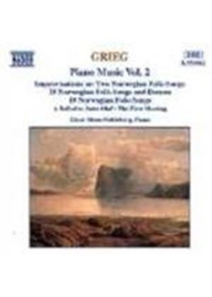 Grieg: Piano Works, Vol. 2
