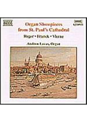 Various Artists - Organ Showpieces From St. Pauls (Music CD)