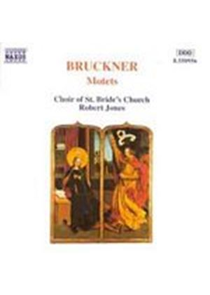 Ch Of St Brides/Jones - Bruckner/Motets (Music CD)
