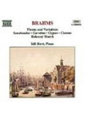 Brahms: Transciptions for piano