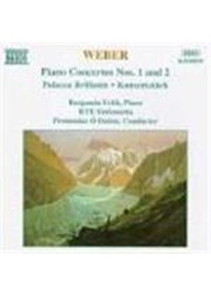 Weber: Works for Piano and Orchestra