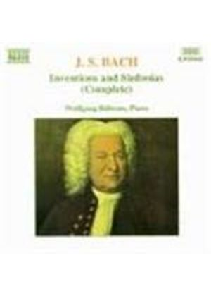 Bach: Inventions; Sinfonias