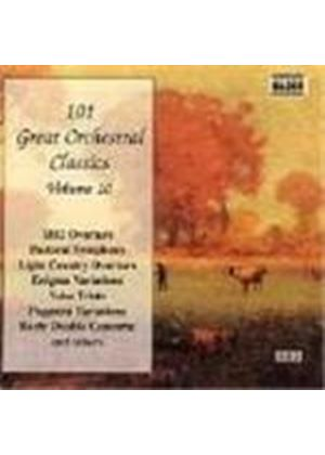 101 Great Orchestral Classics, Vol 10