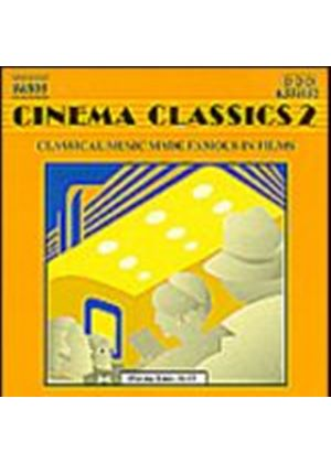 Various Artists - Cinema Classics Vol 2 (Music CD)