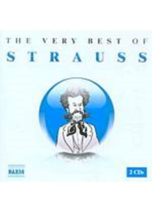 Johann Strauss - The Very Best Of Strauss (Music CD)