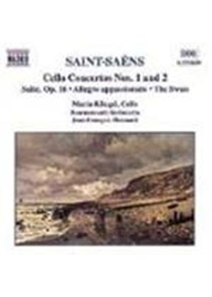 Saint-Saëns: Cello Concertos Nos. 1 and 2